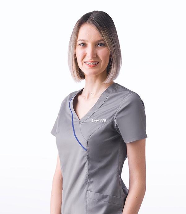 Andreea Dragomir - asistenta medicala @ Premium Dental