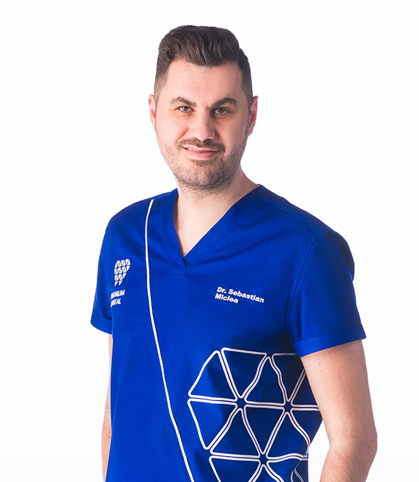 dr Sebastian Miclea - estetica dentara, implantologie @ Premium Dental Arad