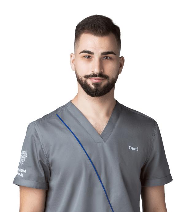 Daniel Grigoriu - asistent stomatologie @ Premium Dental
