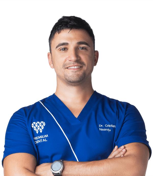 dr Cristian Neamtu - stomatologie generala @ Premium Dental