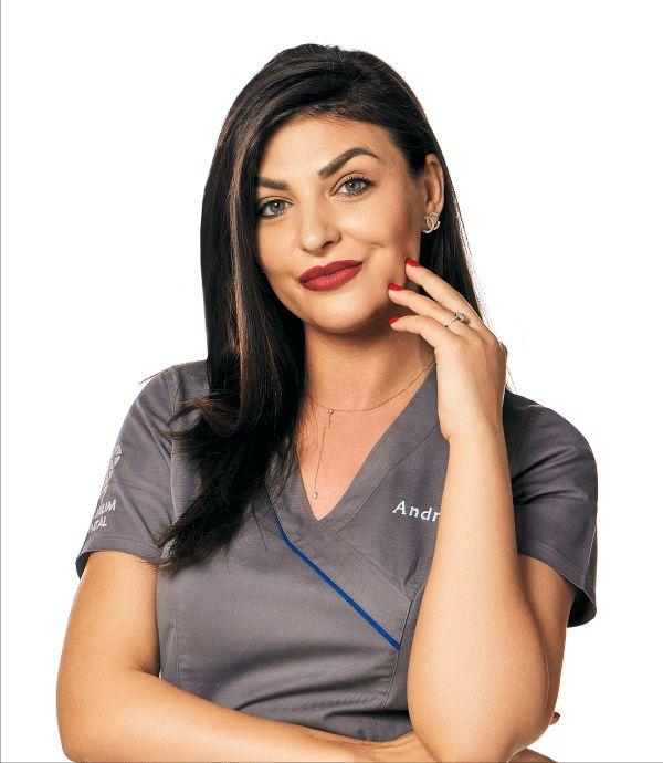 Andreea Stepanescu @ Premium Dental